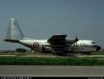 Uno degli aerei dello scandalo: l'Hercules della Lockheed