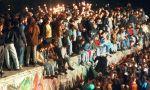 9 novembre 1989: cade dopo 28 anni il muro di Berlino