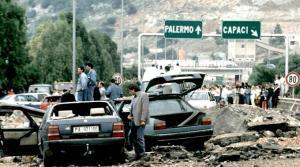 La strage di Capaci del 23 maggio '92