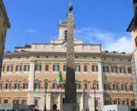 Montecitorio. Qui da oggi si elegge il Presidente della Repubblica