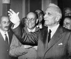 Enrico De Nicola, Presidente dal 1946 al 1948