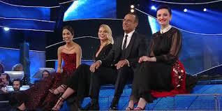 I quattro presentatori