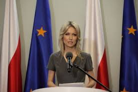 Magdalena Ogorek, candidata socialdemocratica alla presidenza della Polonia