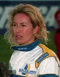 Giovanna Amati, ex pilota della Brabham nel 1992