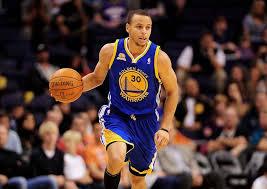 Stephen Curry, stella dei Golden State Warriors