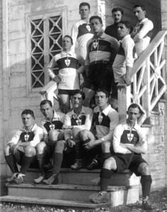 Il Genoa del campionato 1914/15