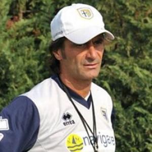 Maurizio Neri, allenatore dei Giovanissimi del Parma