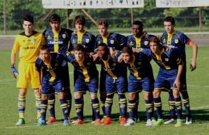 I Giovanissimi del Parma