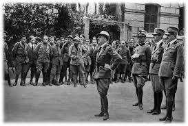 12 settembre 1919: Gabriele D'Annunzio entra a Fiume, proclamando l'annessione della città al Regno d'Italia.
