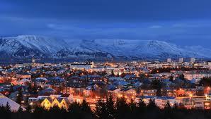 Uno scorcio di Reykjavik
